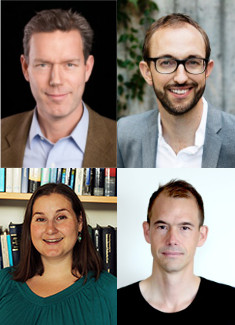 Jonas Tallberg, Thomas Sommerer, Magnus Lundgren (all Stockholm University) & Theresa Squatrito