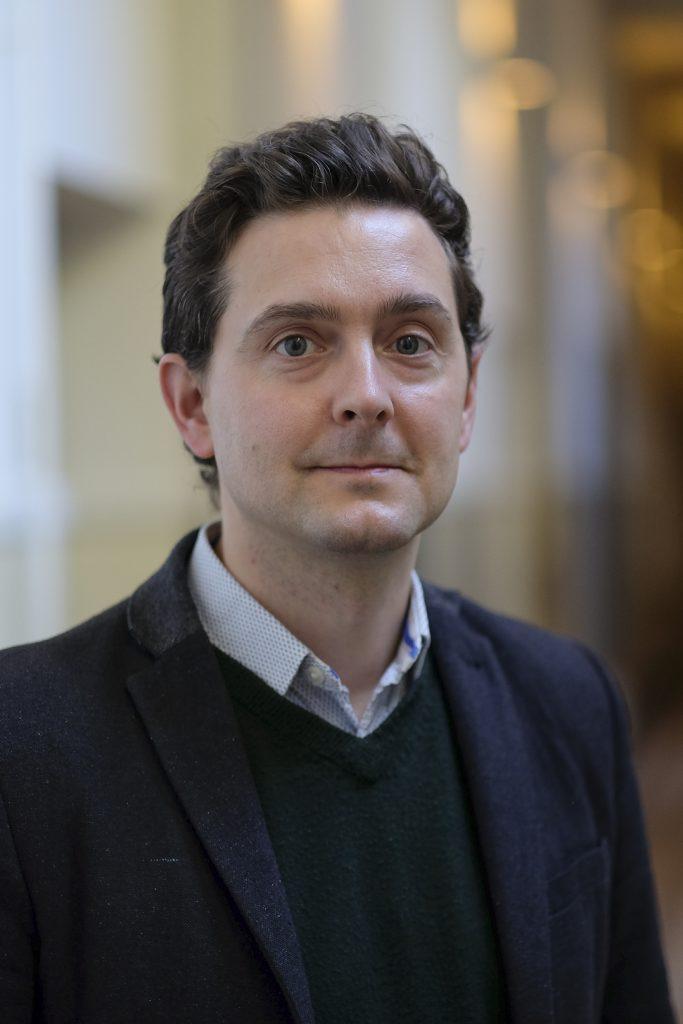 Paul Stephenson (Maastricht University)